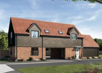 Thumbnail 2 bed maisonette for sale in Deepcut, Camberley