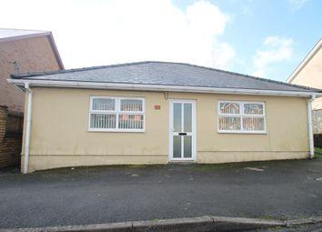 3 bed bungalow for sale in Charles Street, Tredegar, Blaenau Gwent NP22