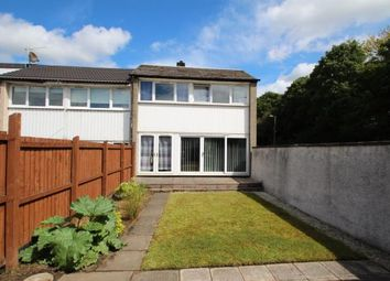 Thumbnail 2 bed end terrace house for sale in Allanfauld Road, Seafar, Cumbernauld, North Lanarkshire
