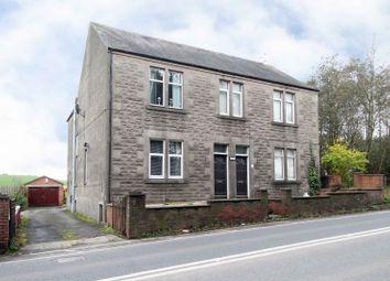 Thumbnail 2 bed maisonette for sale in Longview, Glencraig, Lochgelly