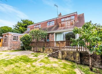 Thumbnail 5 bed detached house for sale in The Droveway, Hove