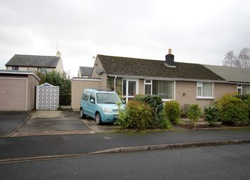 Thumbnail 2 bed semi-detached bungalow for sale in Wansfell Drive, Kendal