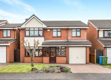 Thumbnail 5 bed detached house for sale in Teveray Drive, Penkridge, Stafford