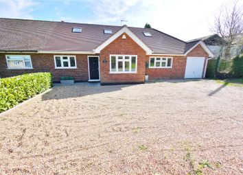 Thumbnail 3 bedroom semi-detached house for sale in London Road, Stanford Rivers, Ongar, Essex