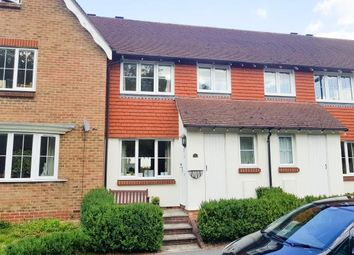 Thumbnail 3 bed terraced house for sale in Hurstwood Court, Midhurst, West Sussex