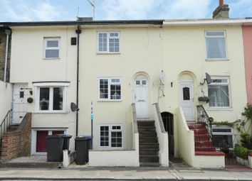Thumbnail 2 bedroom terraced house for sale in London Road, Dover