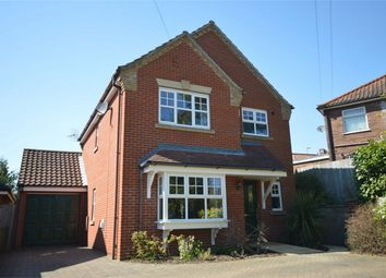 Thumbnail 3 bed detached house for sale in Thunder Lane, Thorpe St Andrew, Norwich