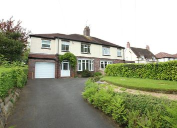 Thumbnail 4 bed semi-detached house for sale in Grange Road, Biddulph, Stoke-On-Trent
