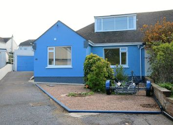 Thumbnail 4 bed semi-detached bungalow for sale in Belmont Road, Brixham