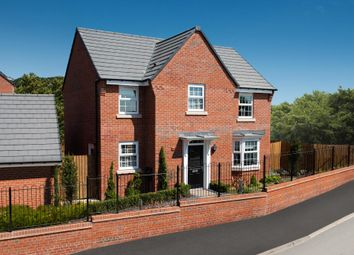 "Thumbnail 4 bed detached house for sale in ""Mitchell"" at Sandbeck Lane, Wetherby"