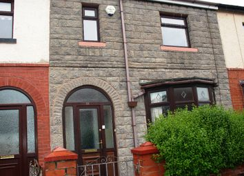 Thumbnail 3 bed terraced house for sale in Selbourne Road, Blackpool