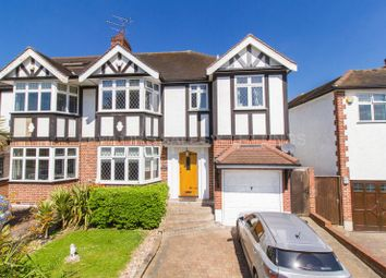 Thumbnail 4 bedroom semi-detached house to rent in Worcester Crescent, Woodford Green