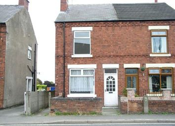 Thumbnail 2 bed semi-detached house for sale in Market Street, South Normanton, Alfreton