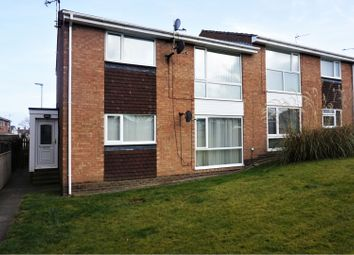 Thumbnail 2 bed flat for sale in Delaval Court, Bedlington