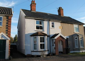 Thumbnail 3 bed semi-detached house for sale in Waveney Court, Stuston Road, Diss