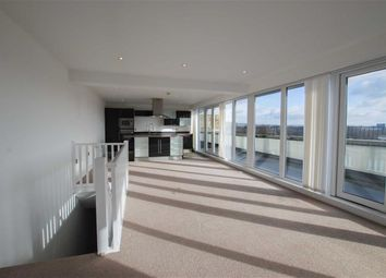Thumbnail 3 bed flat for sale in Wharfside, Bury, Greater Manchester