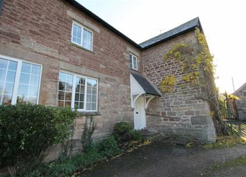 Thumbnail 2 bed terraced house for sale in Goodrich, Ross-On-Wye