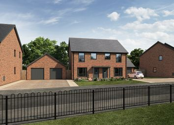 Thumbnail 3 bedroom semi-detached house for sale in 'the Holmewood' Off Caerleon Road, Dinas Powys