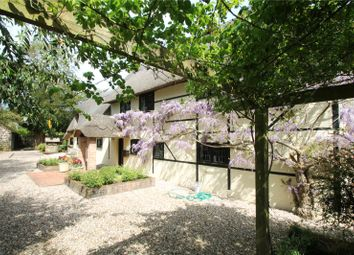 Thumbnail 6 bed detached house for sale in Ashampstead Common, Reading