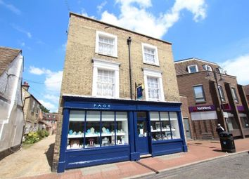 Thumbnail 1 bedroom flat for sale in Woolpack Yard, Newnham Street, Ely