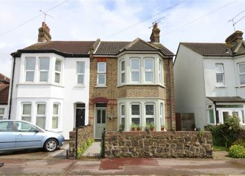 Thumbnail 5 bed semi-detached house for sale in High Street, Shoeburyness, Essex