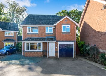 Thumbnail 5 bedroom detached house for sale in Prince Road, Rownhams, Southampton