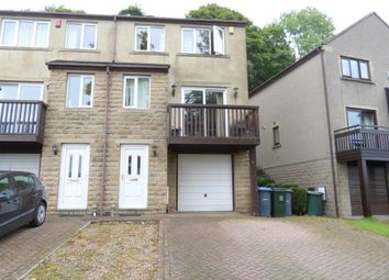 Thumbnail 3 bed town house for sale in Moorbottom Lane, Bingley