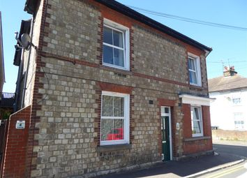 Thumbnail 2 bed end terrace house for sale in Cross Street, Maidstone, Kent