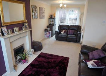Thumbnail 3 bed semi-detached house for sale in Lapper Avenue, Wolverhampton