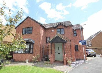 Thumbnail 4 bedroom detached house for sale in Sleaford Close, Grange Park, Swindon
