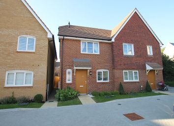 Thumbnail 2 bed semi-detached house for sale in Renfields, Bolnore Village, Haywards Heath, West Sussex.