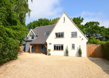 Thumbnail 5 bed detached house for sale in Edwin Road, West Horsley, Leatherhead
