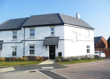 Thumbnail 3 bed semi-detached house to rent in Merttens Drive, Rothley