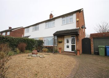 Thumbnail 4 bed semi-detached house to rent in Norvic Drive, Norwich