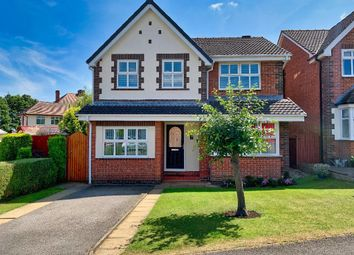 Thumbnail 4 bed detached house for sale in Poplars Way, Beverley, East Yorkshire