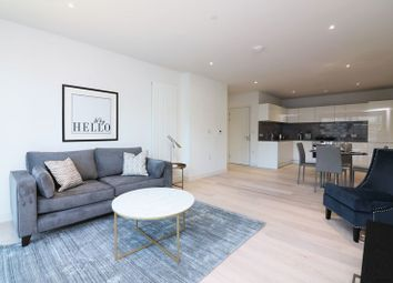Thumbnail 2 bed flat to rent in Summerston House, Pontoon Dock