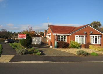 Thumbnail 2 bed semi-detached bungalow for sale in Hammerton Way, Wellesbourne, Warwick