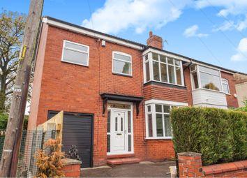 4 bed semi-detached house for sale in Sandhurst Road, Mile End, Stockport SK2