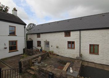 Thumbnail 2 bed semi-detached house for sale in Trecastle, Brecon