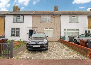 Thumbnail 2 bed terraced house to rent in Ellerton Road, Dagenham, Essex