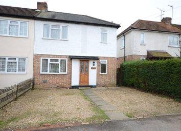 Thumbnail 3 bed semi-detached house for sale in Roberts Road, Aldershot