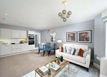 Quinton Court, 98-104 London Road, Sevenoaks, Kent TN13. 2 bed flat for sale