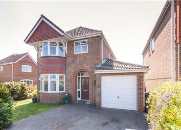 Thumbnail 3 bed detached house for sale in Hornbeam Avenue, Bexhill-On-Sea, East Sussex