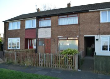 Thumbnail 3 bedroom terraced house to rent in Wilton Way, Eston, Middlesbrough