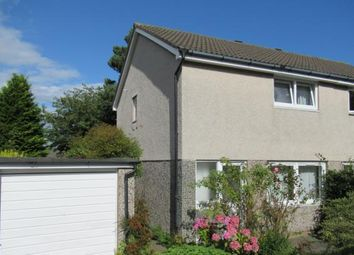 Thumbnail 2 bed semi-detached house to rent in 24 Crawford Gardens, St Andrews, Fife
