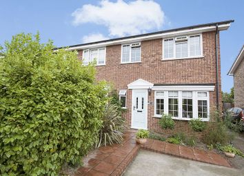 Thumbnail 3 bed end terrace house for sale in Dunsmore Road, Walton-On-Thames