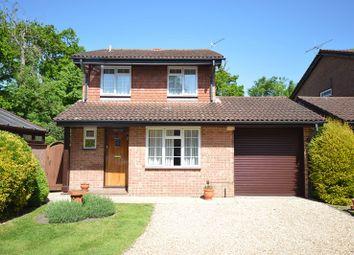 Thumbnail 3 bed detached house for sale in Clarendon Park, Lymington