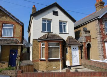 Thumbnail 3 bed detached house for sale in Thorpe Lea Road, Egham
