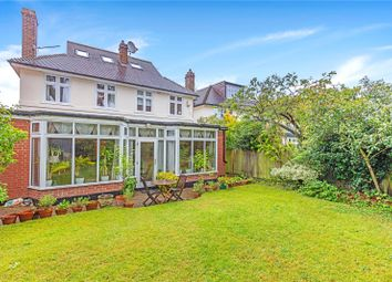 Vicarage Drive, London SW14. 5 bed detached house for sale
