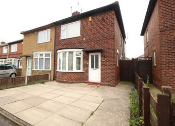 Thumbnail 2 bed semi-detached house for sale in Hardy Road, Doncaster